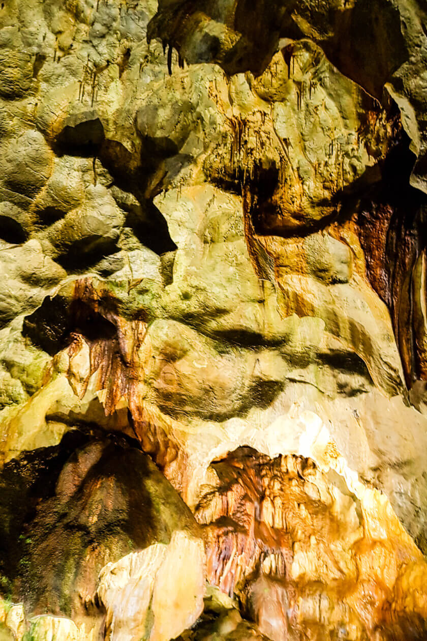 Cave in Griffen.