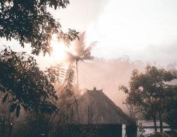 East meets east - Getting zen in Bali