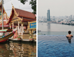 Rooftops, markets & boats: My first time in Bangkok, Thailand