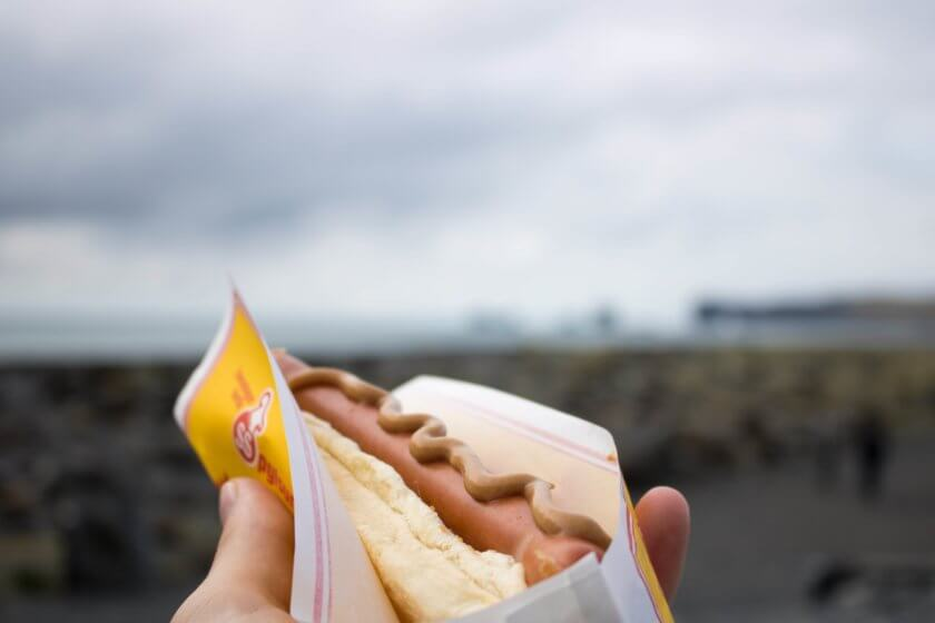 hot dogs in iceland