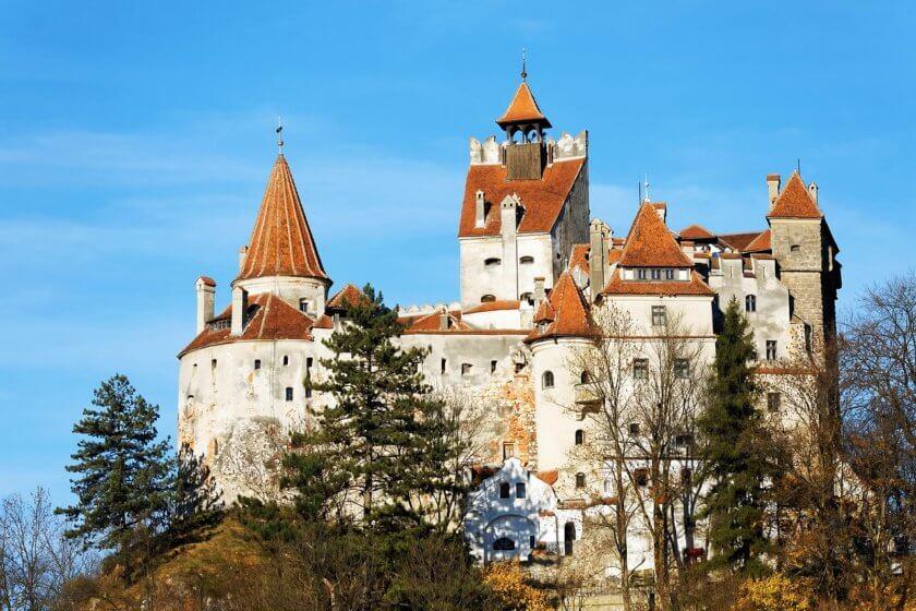 romania-bran castle