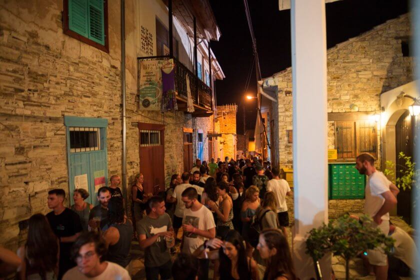 fengaros festival cyprus