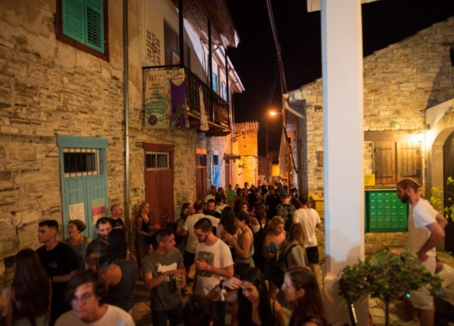 Fengaros: the Cypriot festival bringing music to a rural village