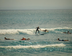 The Bali Surf Camp Experience: Part One (told by a very bad surfer)