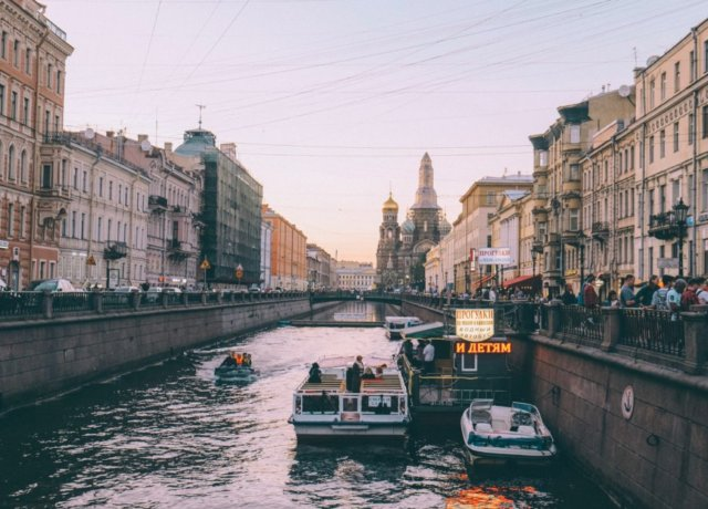 The Travelettes guide to St Petersburg