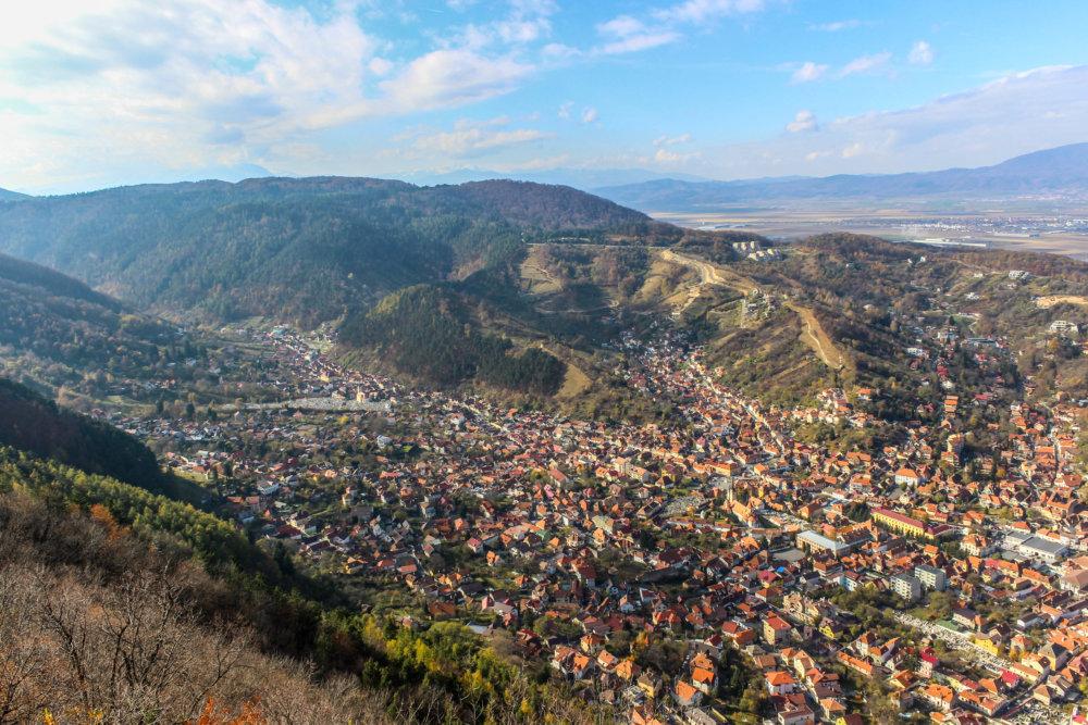 tampa mountains in brasov, romania photo by eleni philippou