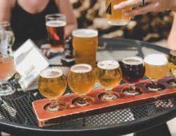 Conquer London's Beer Mile