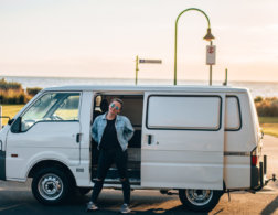 On Buying My First Van For Australian #vanlife